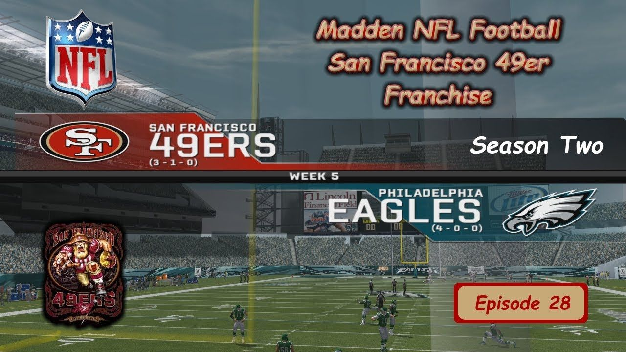 Rebuilding San Francisco 49ers Madden 18 Roster Rs Year  At Ea