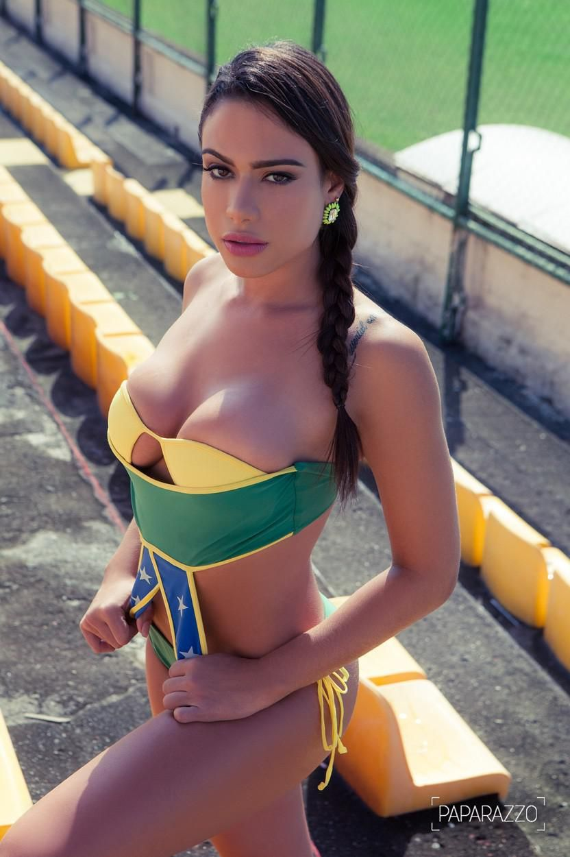 Ana Carolina Playboy pin on patricia jordane