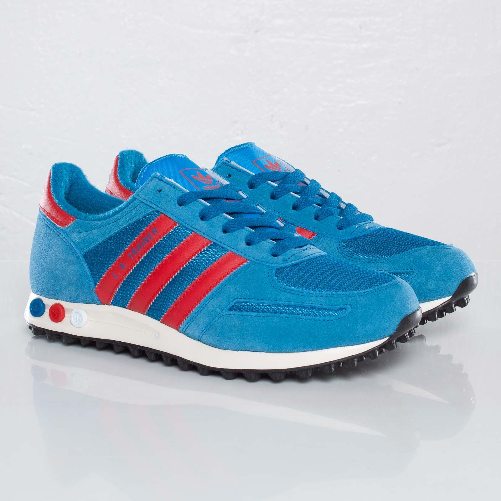 Had some of these,But never red,Blue for some reason. | vinatge | Pinterest  | Adidas