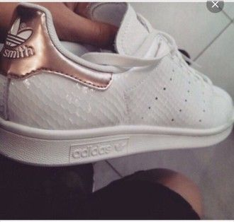 adidas superstar pink gold