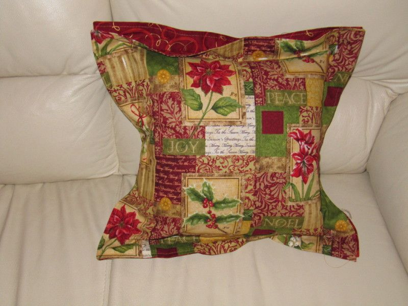 Ravioli Pillow Easy Sewing Pattern for beginners, pdf | Sewing ...