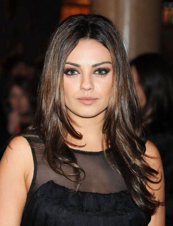 Hair Color Ideas For Brunettes With Hazel Eyes Hair Color