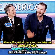"Which was a lot. You really can�t take him anywhere. | 21 Times The ""Avengers: Age Of Ultron"" Press Tour Gave You FOMO"