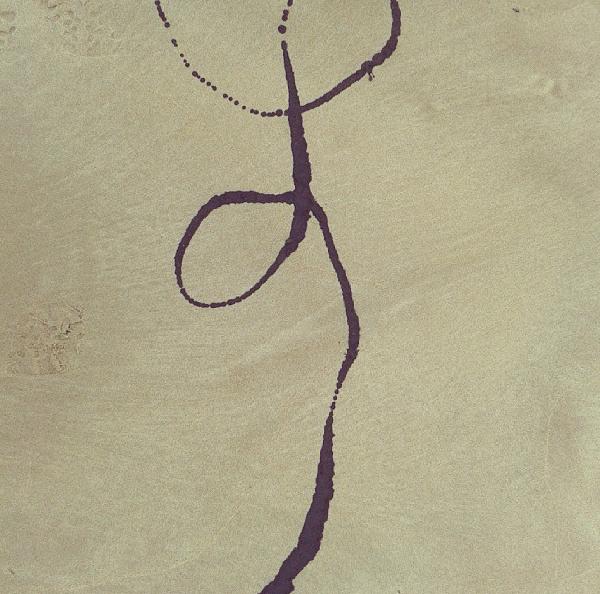 Instagram 17 Aug Janet Botes Mud On Sand Mini Land Art Expression