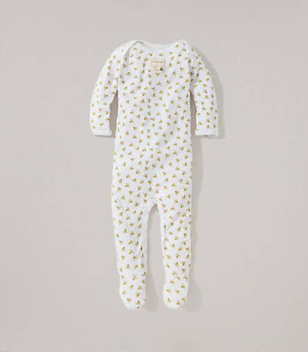 Burt's Bees Baby Bee Essentials Coverall Set - 3-6 Months - Designed for Baby