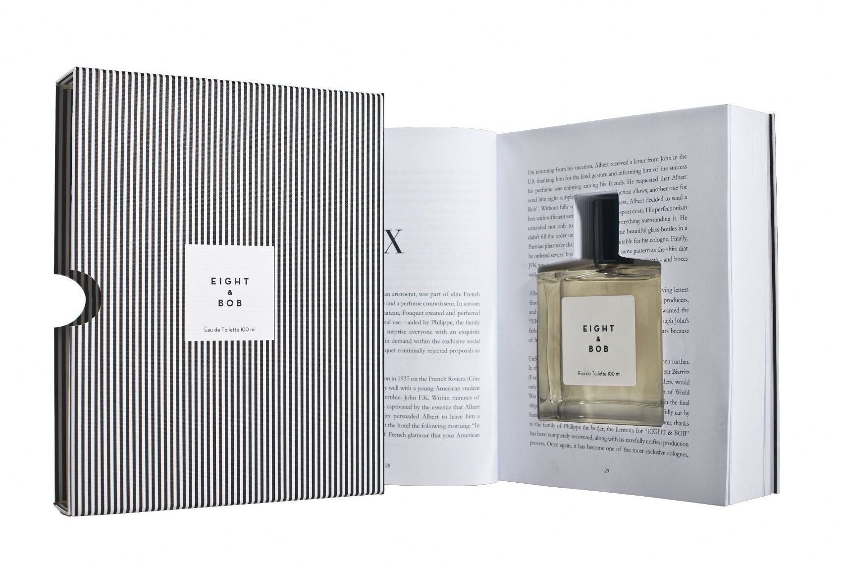 Eight & Bob Aftershave Beauty