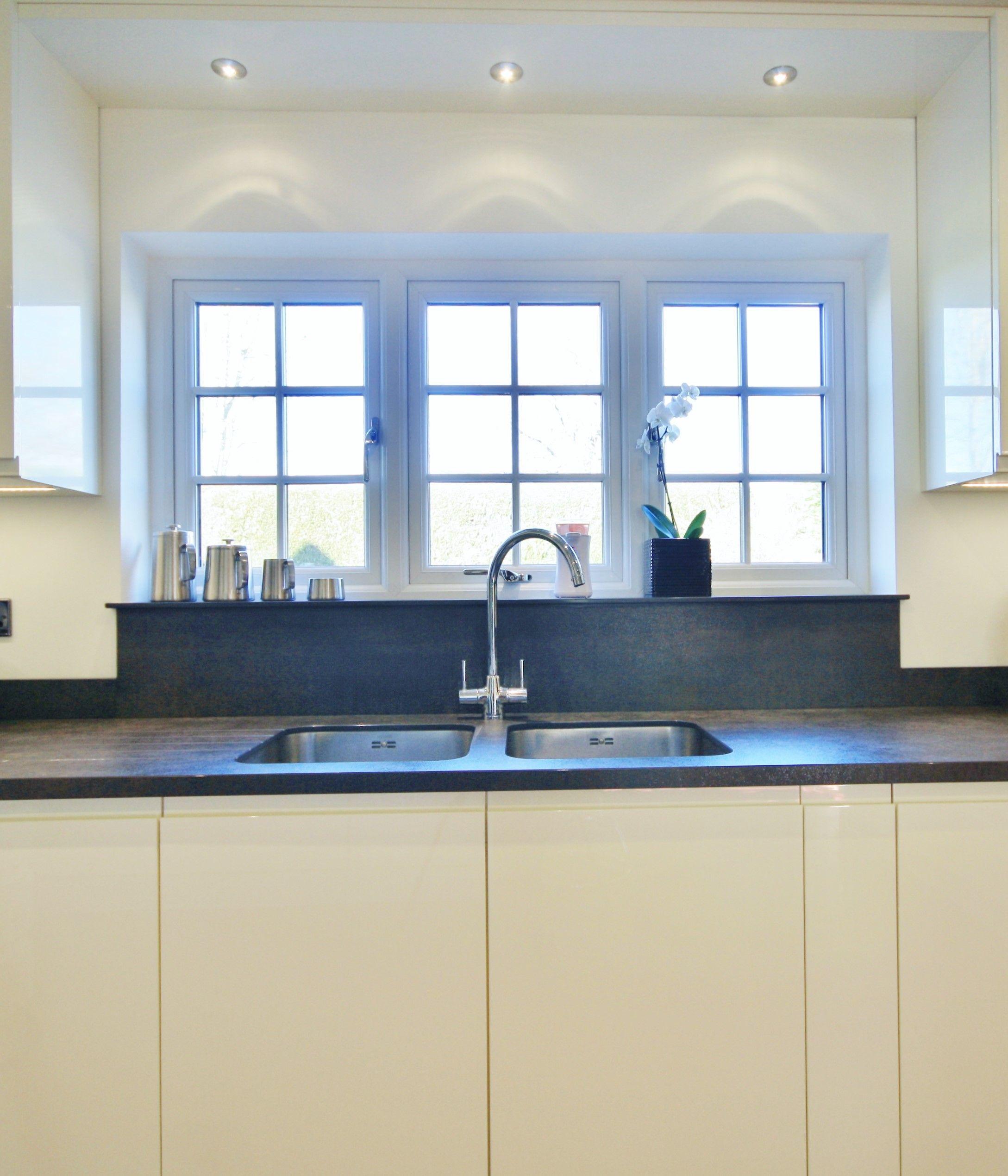 kitchen sink lighting