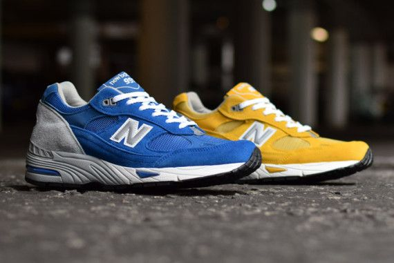 New Balance M991 – Summer 2014 Releases