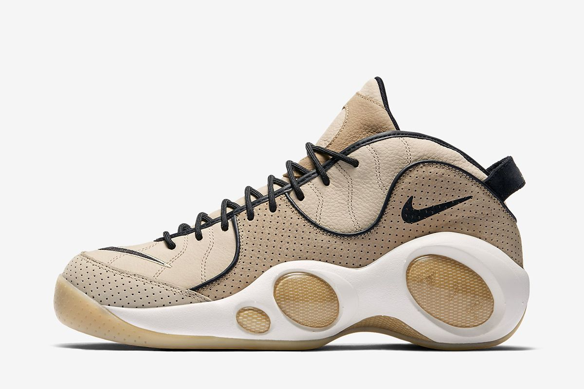 NikeLab Takes Us Back in Time With New Zoom Flight 95 Colorways: The glory  days of Nike Basketball.