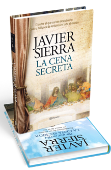 Javier Sierra La Cena Secreta The Secret Supper Well Written And Full Of Amazing Information You Will Never Look At Da Vin El Secreto Libros Literatura