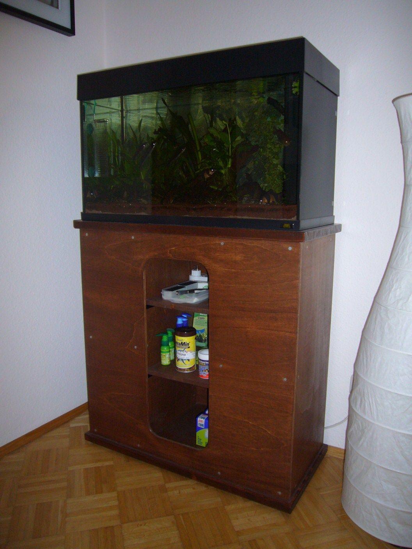 aquariumschrank bauanleitung zum selber bauen heimwerker. Black Bedroom Furniture Sets. Home Design Ideas
