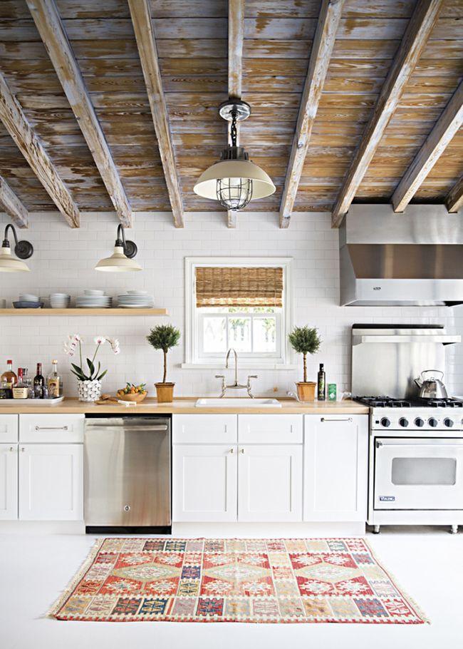 Beach House Season A Colorful Palm Beach Bungalow Home Kitchens