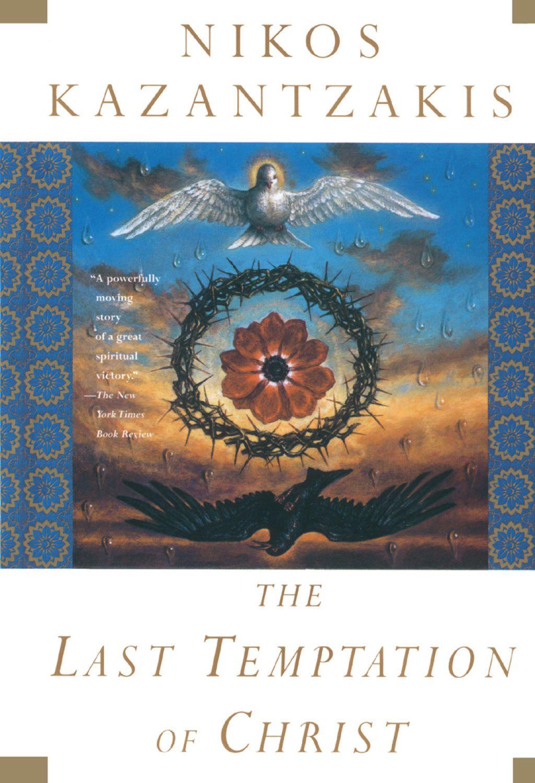 The Last Temptation Of Christ Ebook Best History Books Cursed