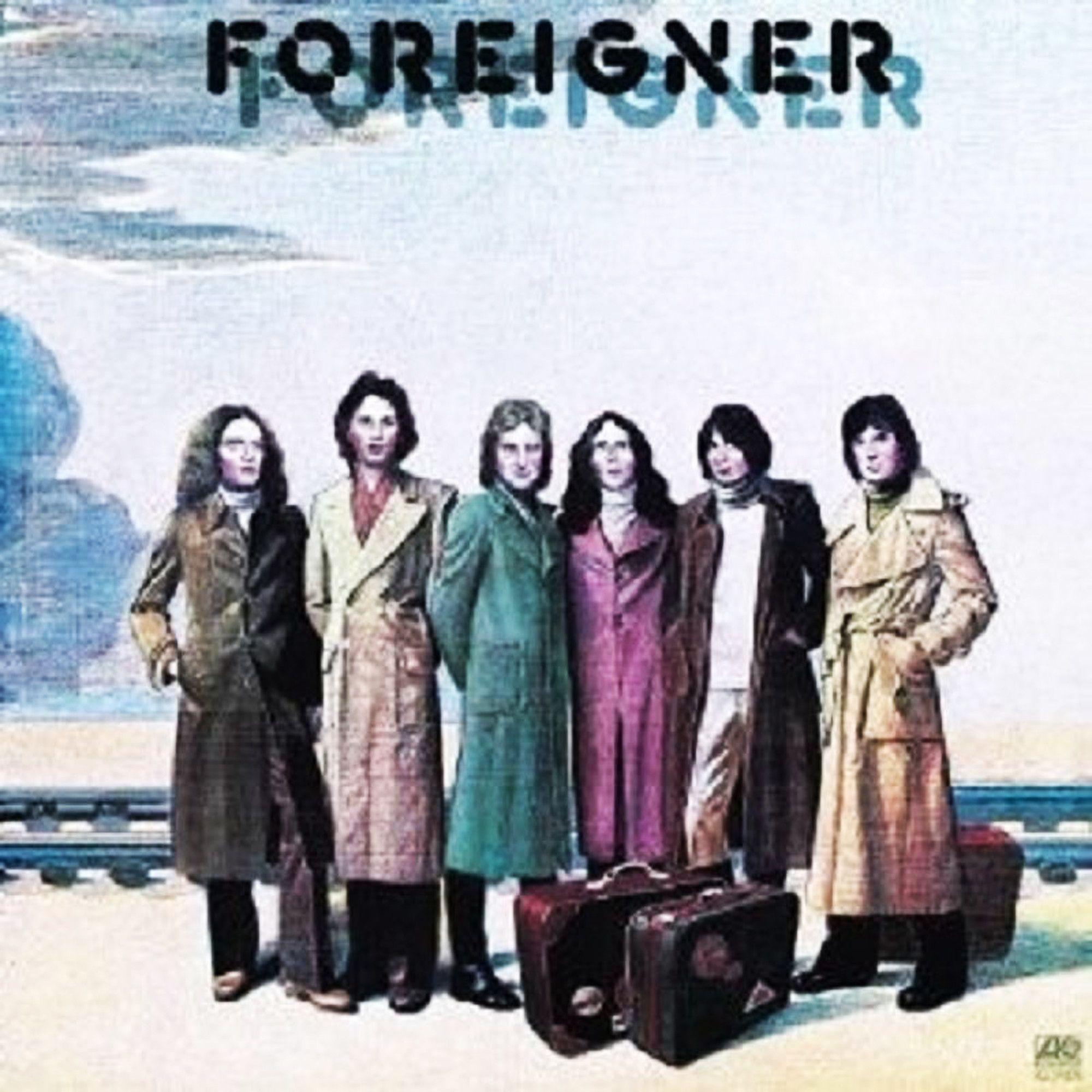 Foreigner - Self Titled - CD
