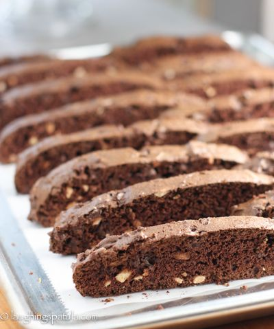 Double Chocolate Biscotti | Recipe (With images) | Almond ...