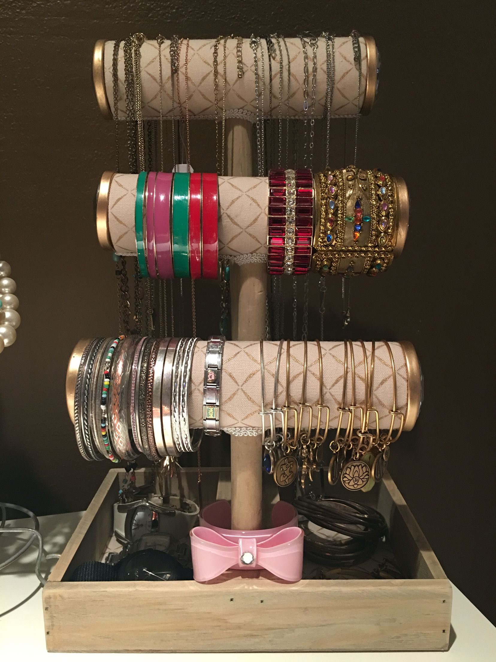 Necklace Holder Arm Candy