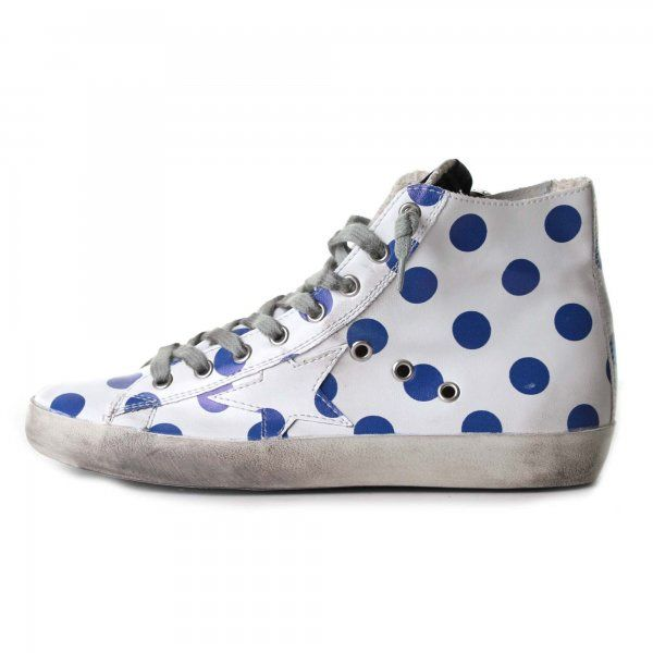 golden goose shoes blu