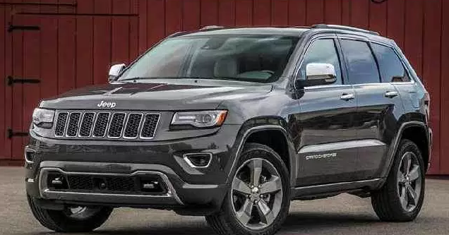 2018 Jeep Grand Cherokee Redesign Concept And Release Date