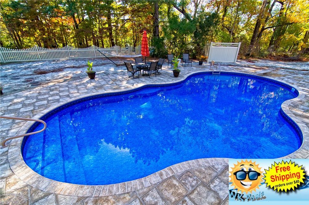 20\' x 40\' Mountain Oasis Inground Swimming Pool Kit in 2019 ...