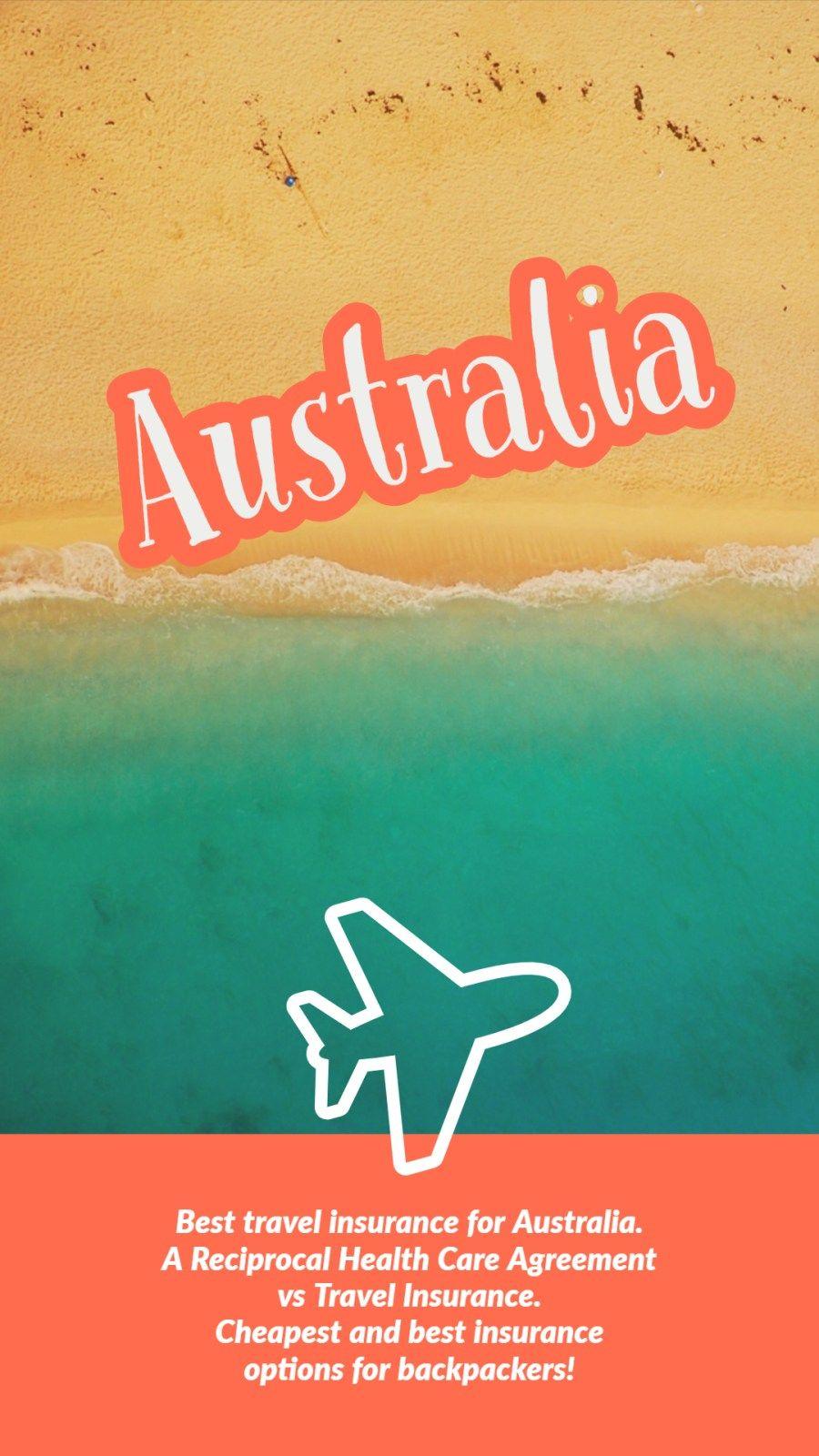Travel Insurance For Australia - Best Insurance For ...