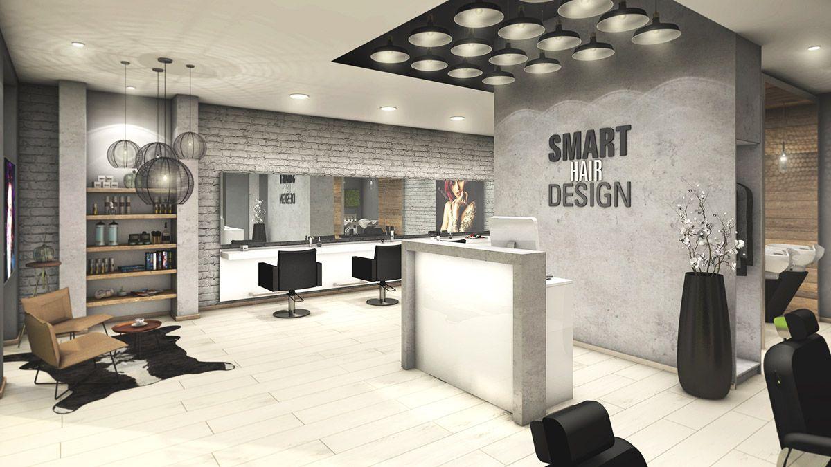 IDEA ONE in 2019 | Salonkonzepte_3D_Animationen_IDEA | Friseursalon ...