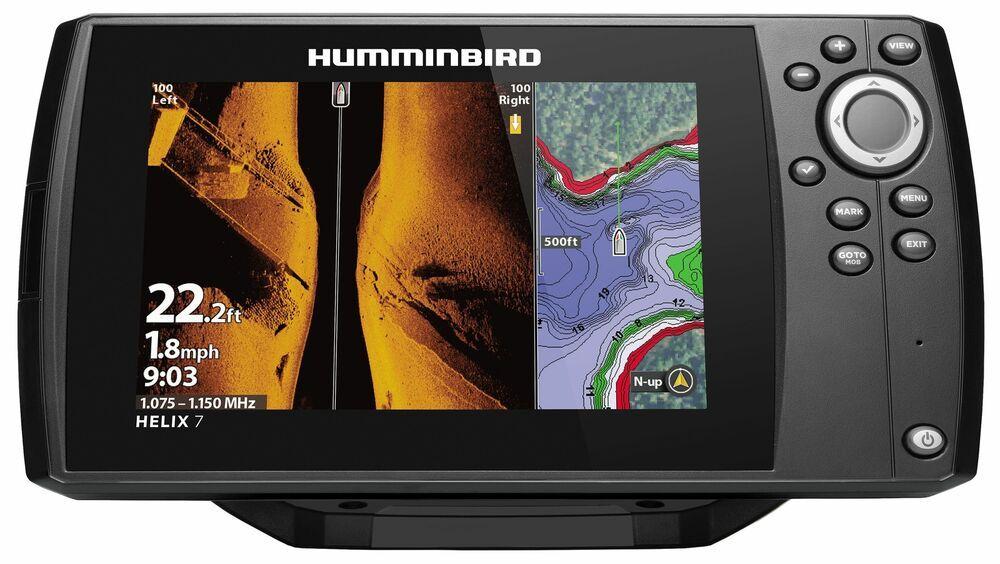 Ad(eBay) Humminbird HELIX 7 CHIRP MEGA SI GPS G3 Fishfinder