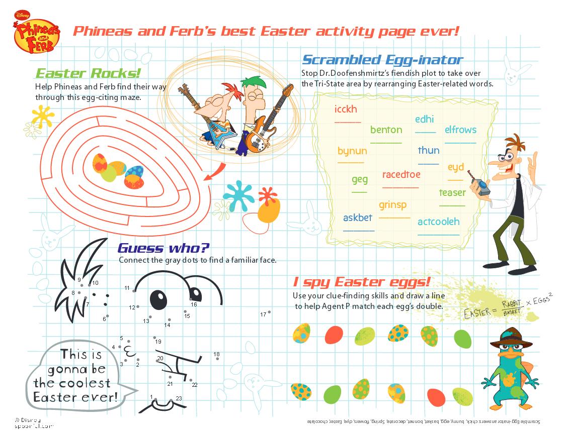 Skgaleana Disney Easter Printables Crafts Egg