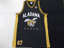 College-NCAA Sports Mem, Cards & Fan Shop Alabama State University Hornets NCAA Basketball Tee T-Shirt