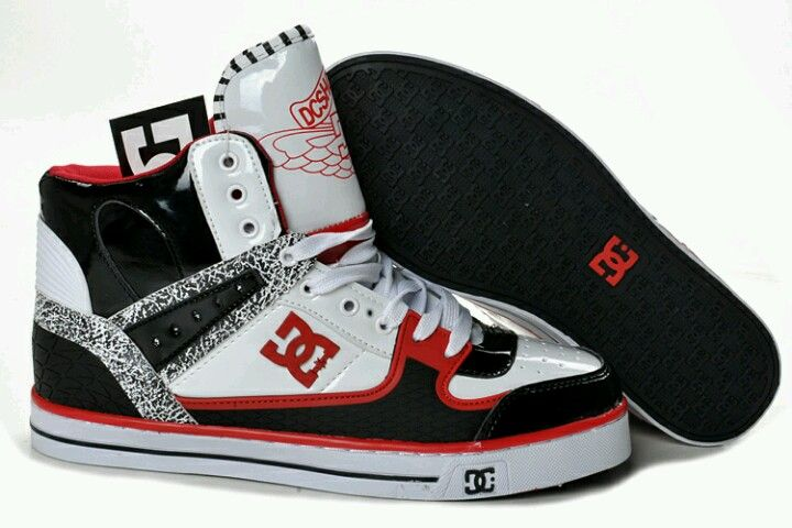 Red black DCs