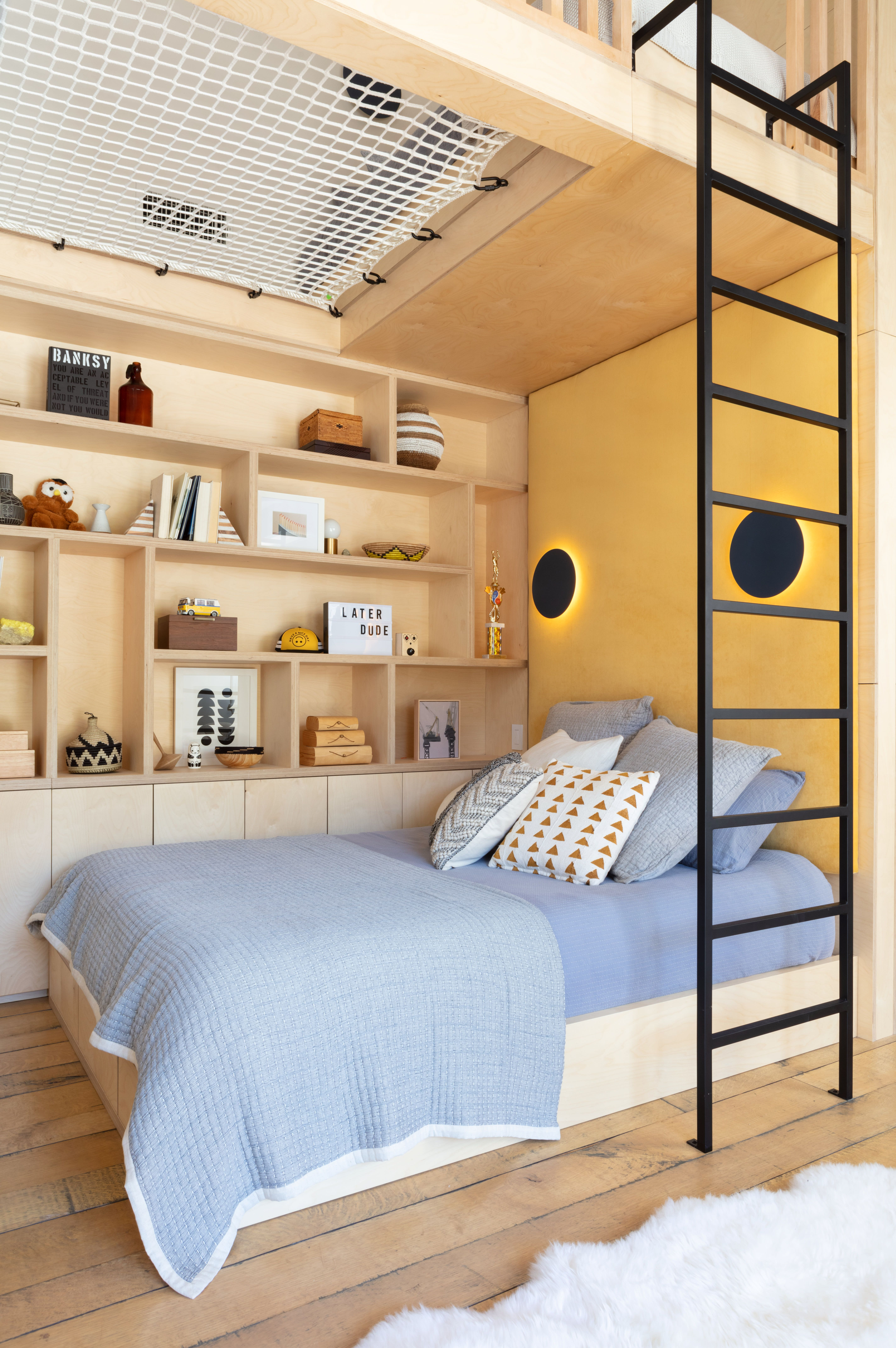 3 Kids Bedroom Ideas We Learned From This Playful L A Home 3