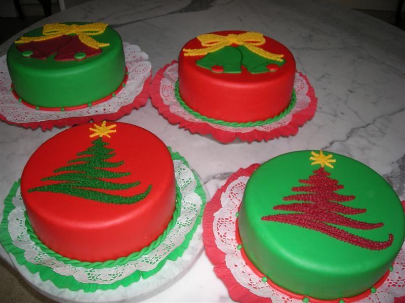 Tartas Decoradas Navidad