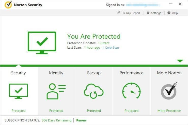 norton security premium 2017 serial