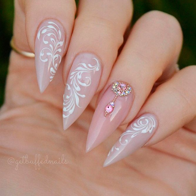 Types Of Fake Nails All The Essential Information You Should Know Types Of Fake Nails Fake Nails Beautiful Nail Designs