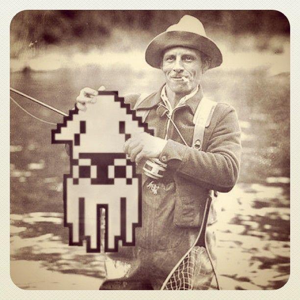 Went Fishin'  - by Greg Blackburn
