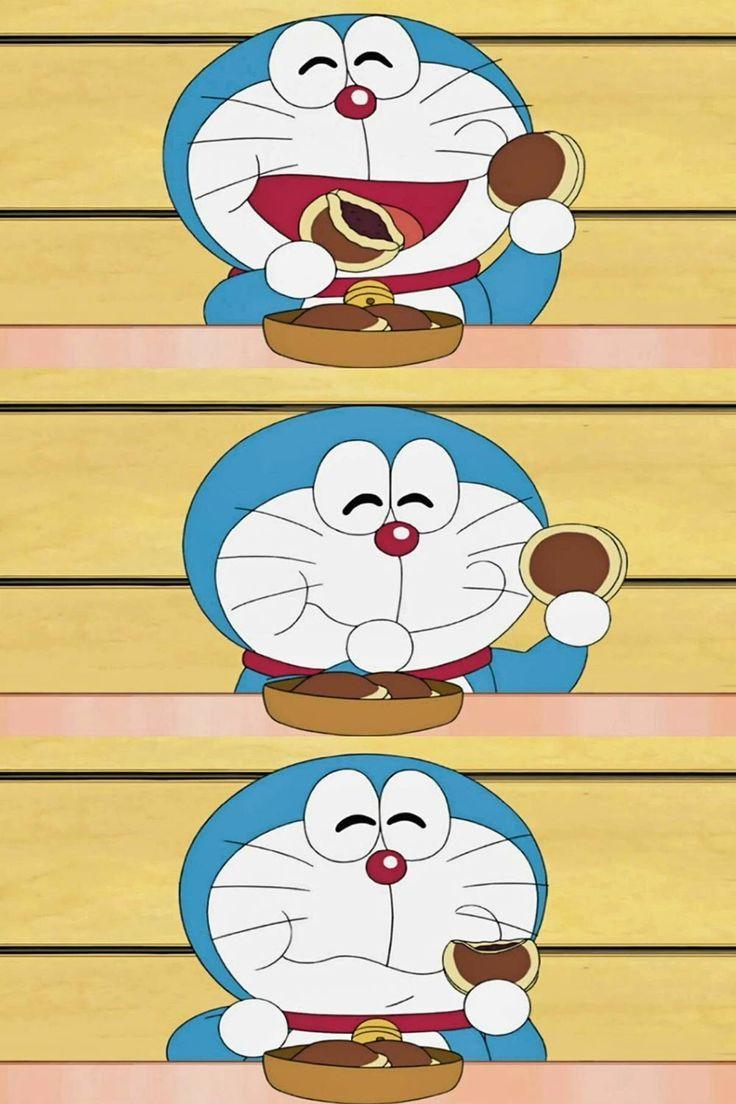 Gambar Wallpaper Aesthetic Doraemon