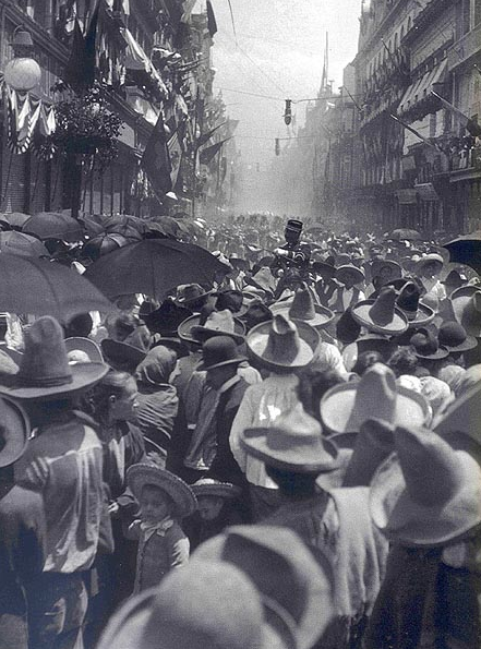All things Mexico. Augustin Victor Casasola : Mexico City (1900-1920)