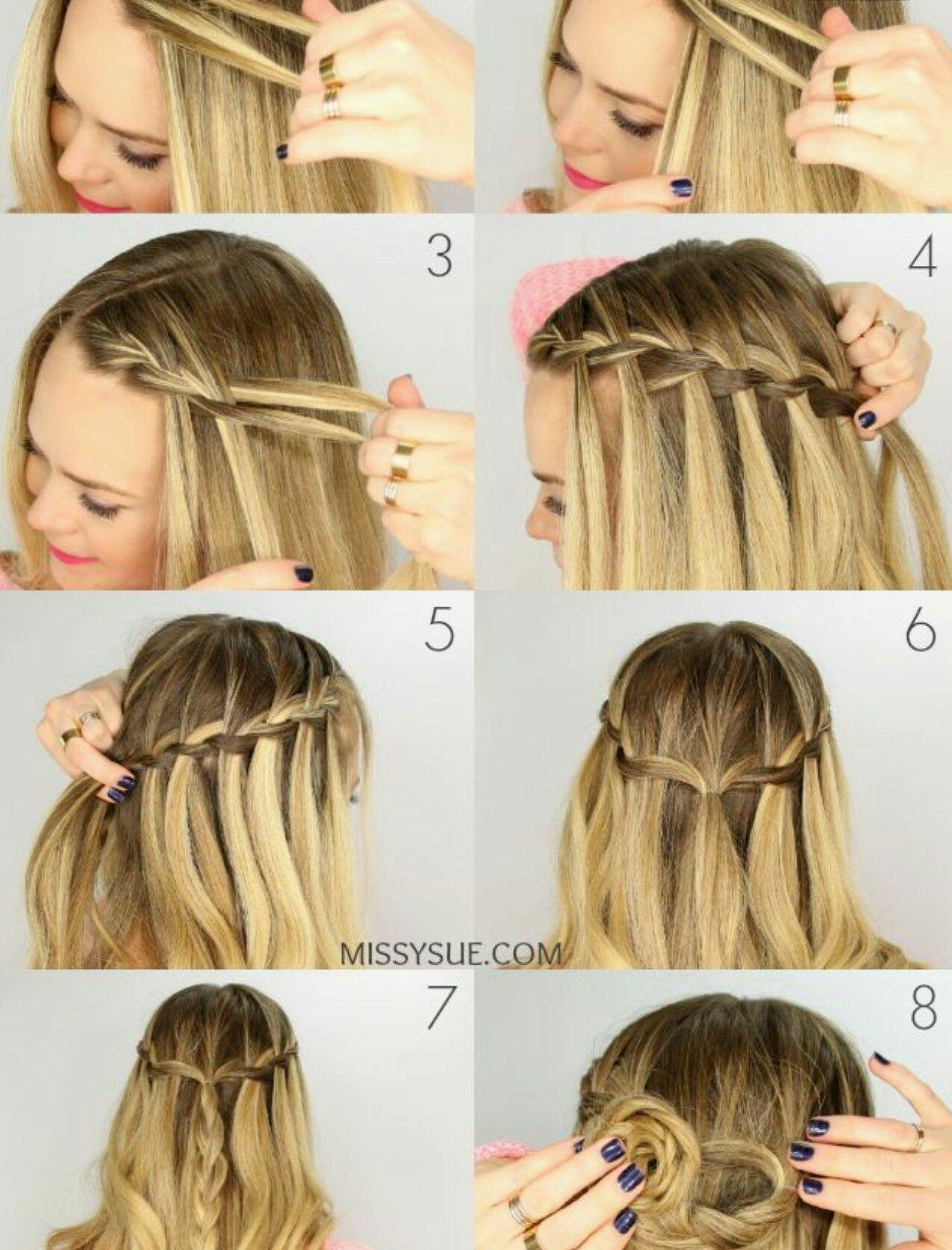 Very Cool Hair Idea Emelina Pinterest Hair Styles Hair And Braids