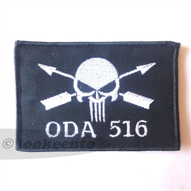 US Army 5th Special Forces Group ODA 561 embroidered patch. Free shipping worldwide. $9.45