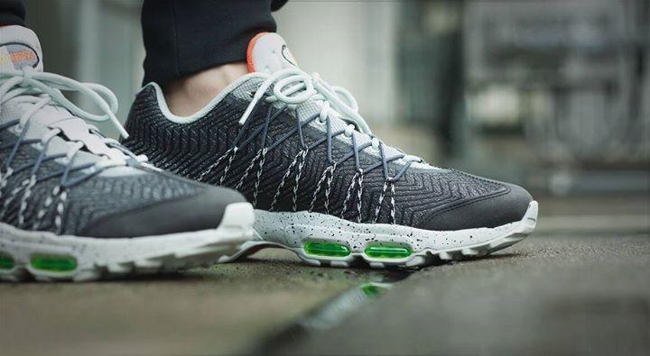 Nike Air Max 95 Ultra JCRD Night Silver. http://