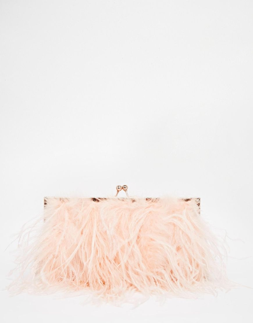 ALDO Fluffy Framed Clutch from ASOS (see more in the EAD shop  http  e4295e50c0