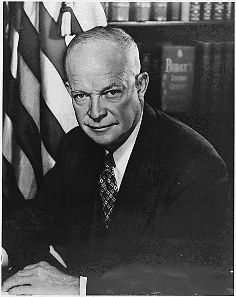 dwight d eisenhower the 34th american president From the archives of the dwight d eisenhower library, the eisenhower foundation recently released the contents of a deeply revealing personal letter, written by our 34th president to his brother.