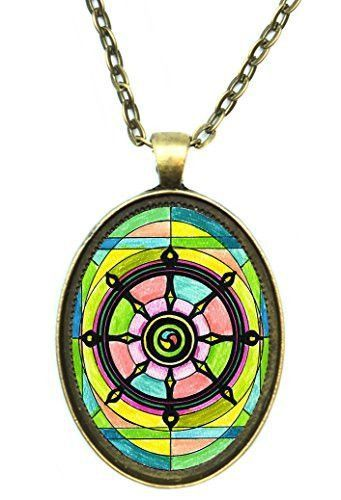 Wheel of the dharma huge bronze pendant dharmachakra wheel of the dharma huge bronze pendant aloadofball Gallery