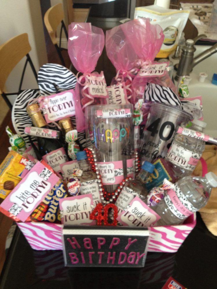 birthday present ideas for 40th female 40th birthday party