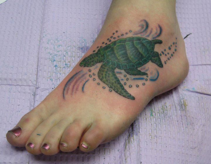 Another great scuba tattoo <3