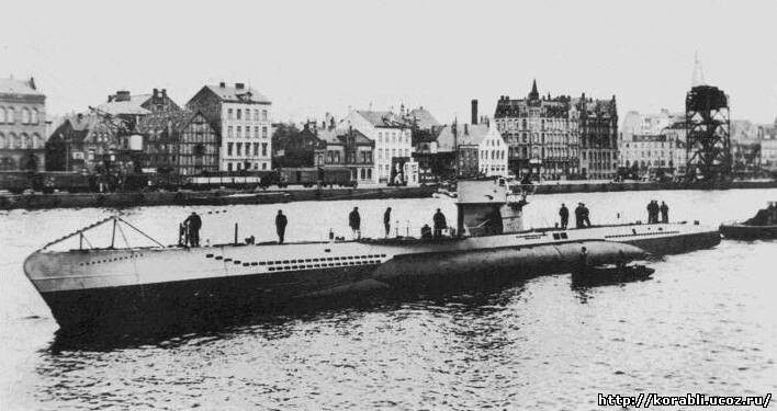 U-boat given to Japan during WWII found in sea after 72 years