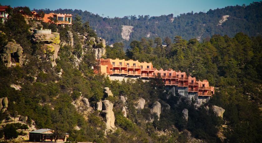 Hotel Mirador Areponapuchi Mexico Booking