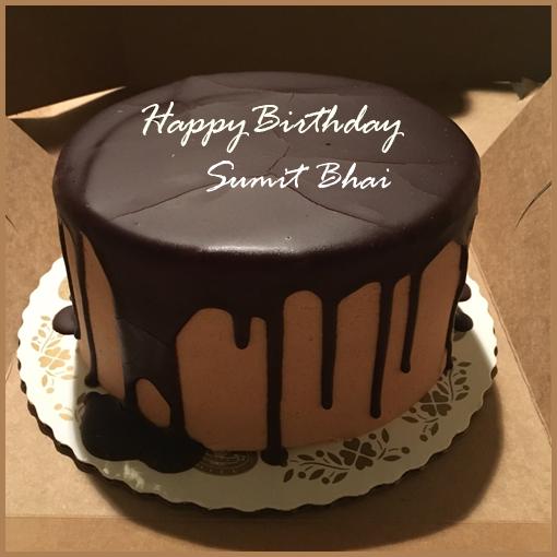 Pin By Ajay On Ajay Shri Happy Birthday Chocolate Cake Happy