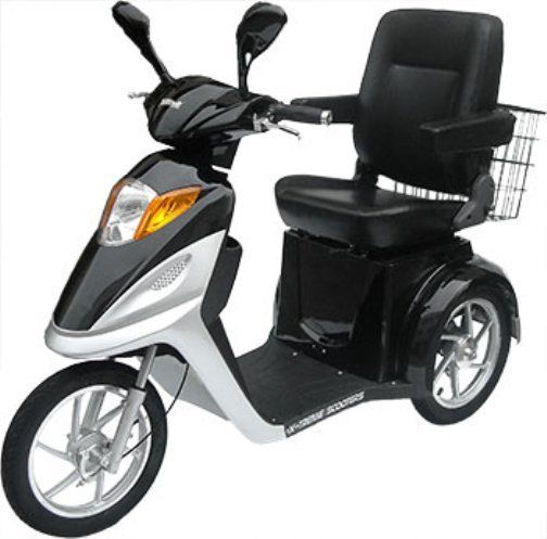 Image result for Best 3-Wheel Electric Scooters