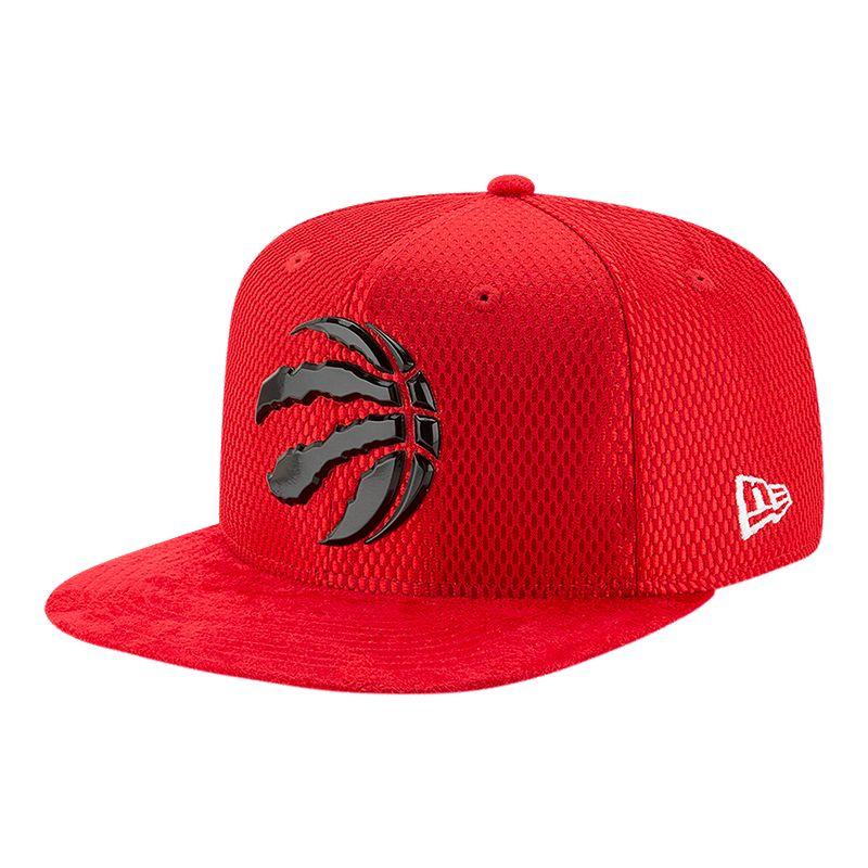 ddbebd31c16 Toronto Raptors New Era 9Fifty On Court Reverse Team Hat in 2019 ...