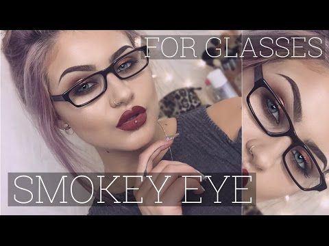 Christmas Party Eye Makeup Looks For Glasses Wearers Fashion